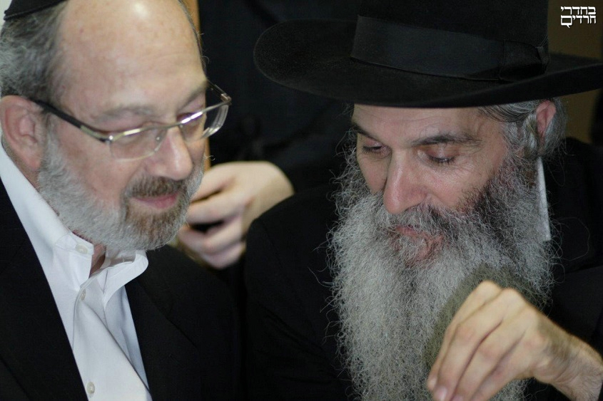 הסתיימה ההדרה: ספרי 'אביר יעקב' בהוצאת עוז והדר