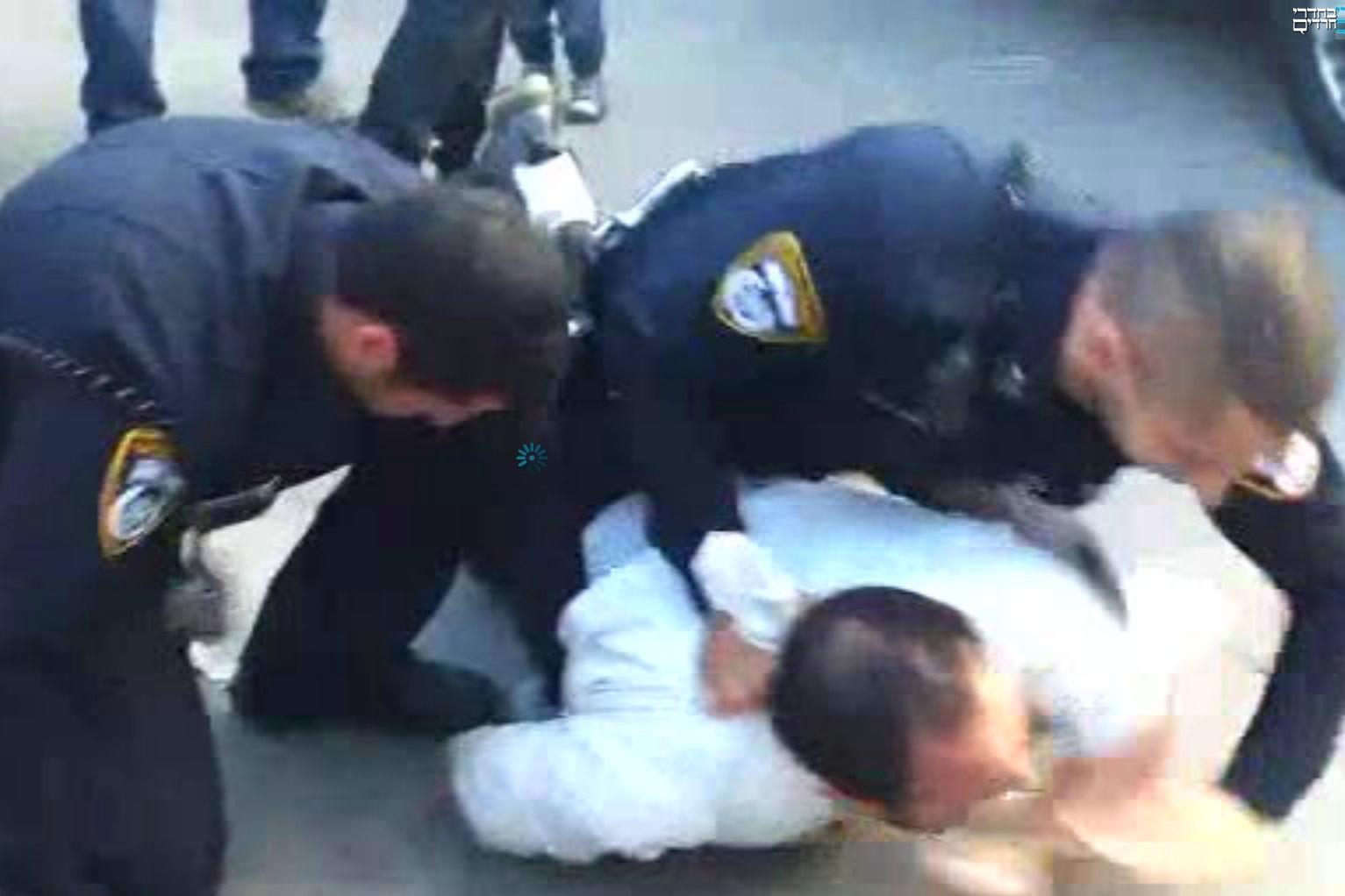 צפו בוידאו: מדוע נעצר האברך הבני ברקי?