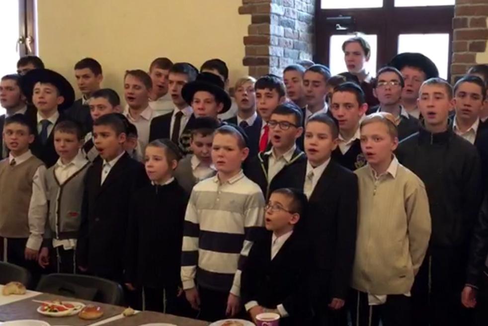הילדים מפינסק שרו