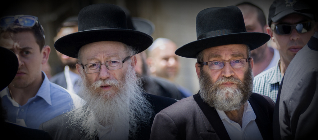 """""""ליצמן לא מייצג בטקס את יהדות התורה אלא את אגודת ישראל"""""""