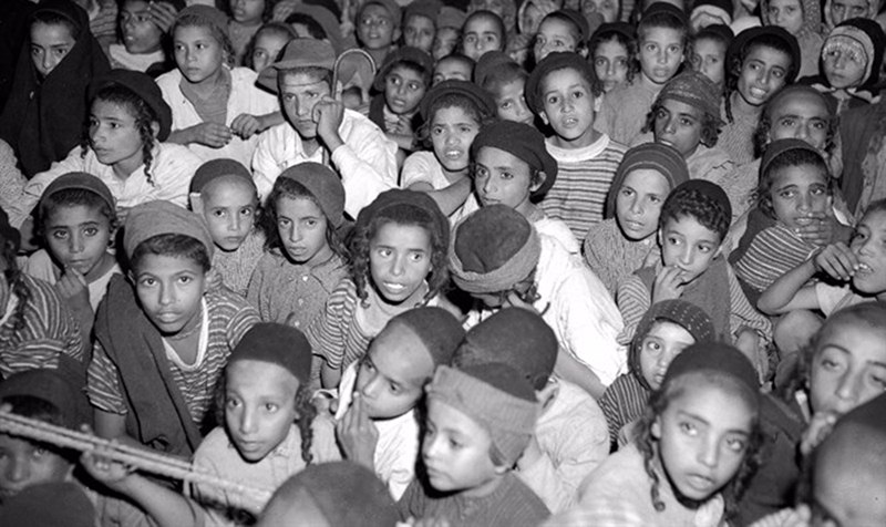 Shocking New Documents Released About Missing Yemenite Children