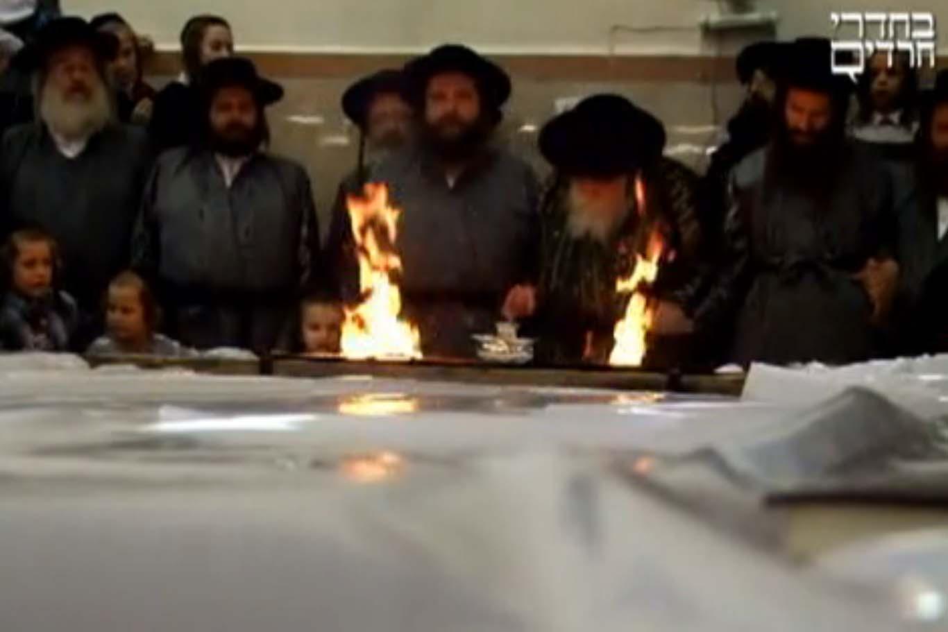 ומנותר קנקנים: שריפת השמן והפתילות  • וידאו