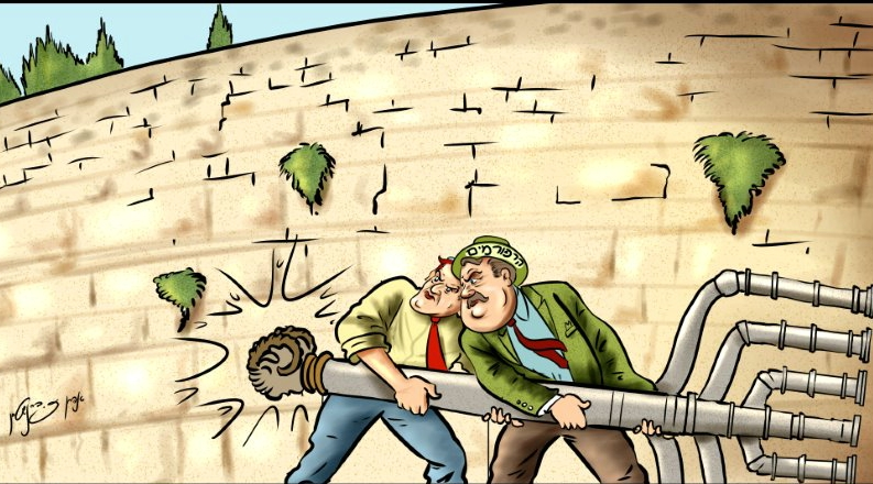 הכסף הגדול זורם והשליחים מבצעים: כך נלחמים ביהדות בישראל