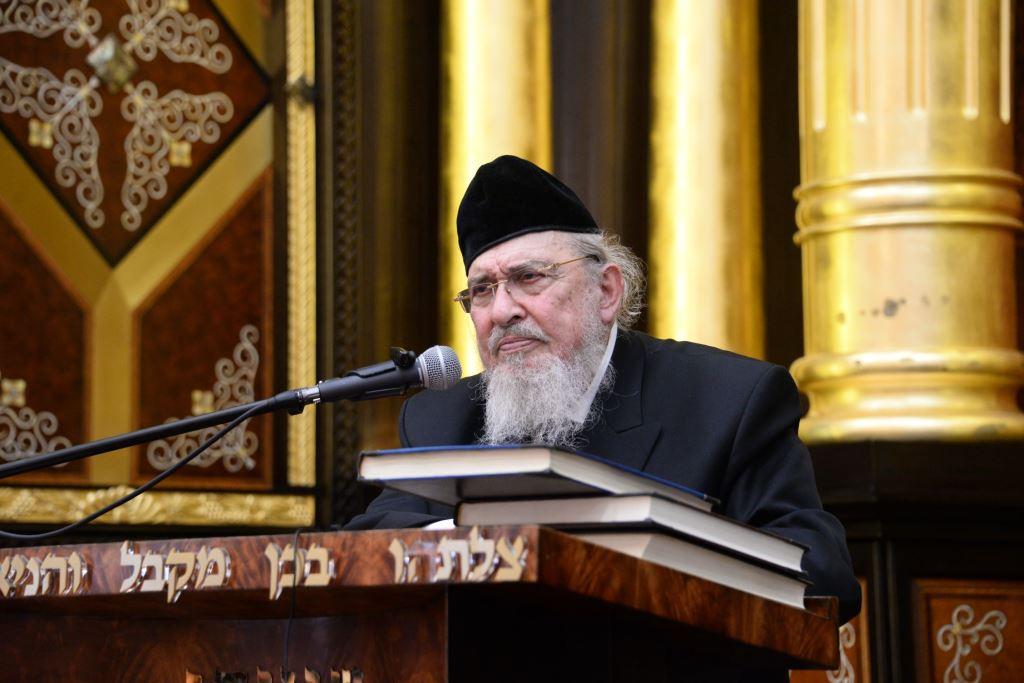 """הרב אזרחי לאברכים """"עם ישראל זקוק לכם"""" • וידאו"""
