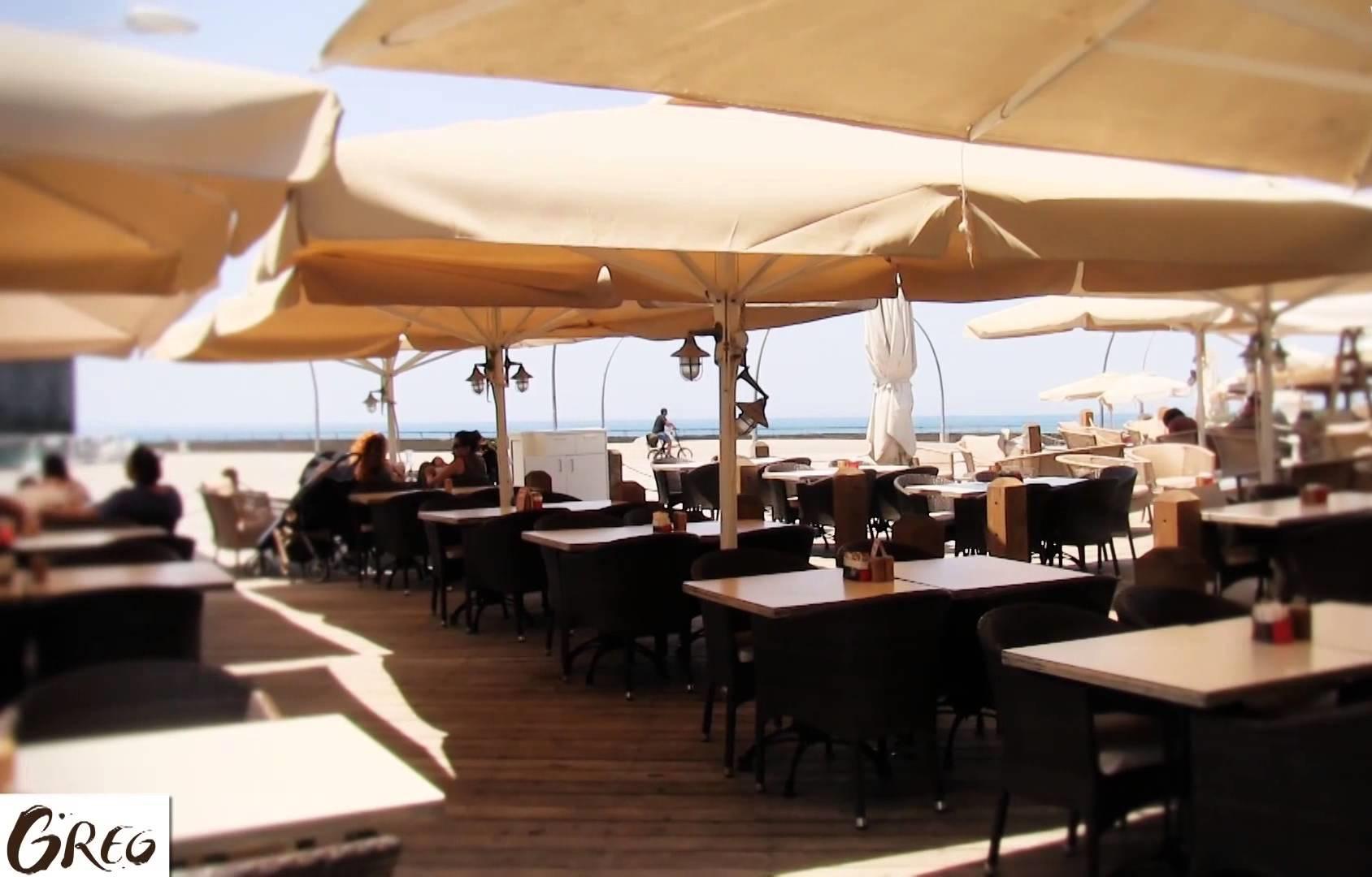 ביקור וטעימה: קפה גרג בנמל תל אביב