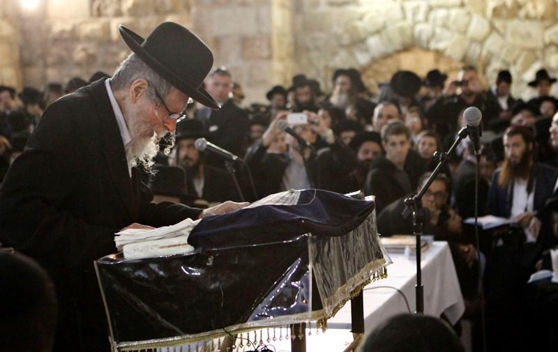 Rare video: Rabbi Berland