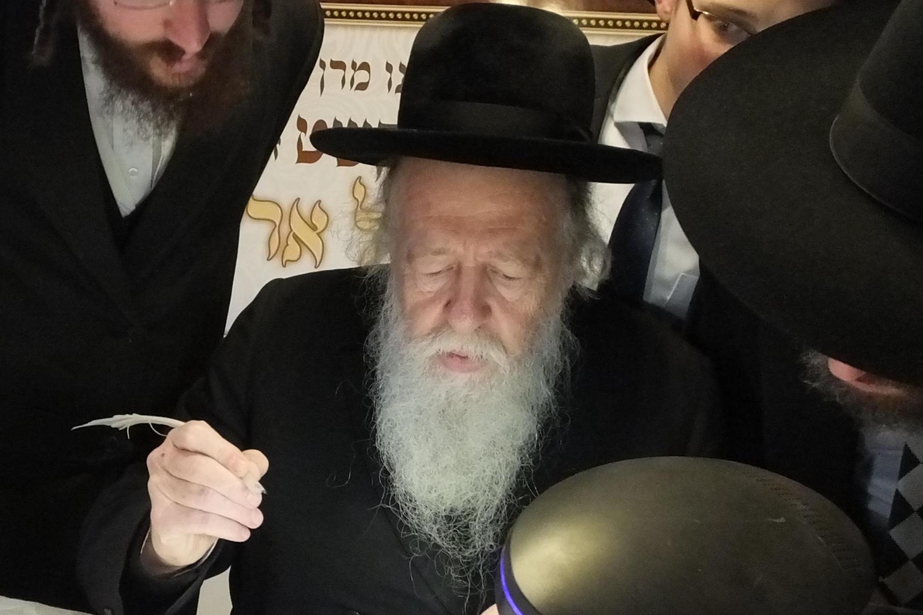 הרב אברהם יהושע סולוביציק