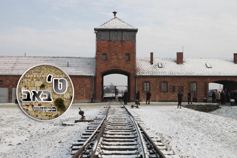 מרטיט: מגילת איכה על רקע תמונות השואה