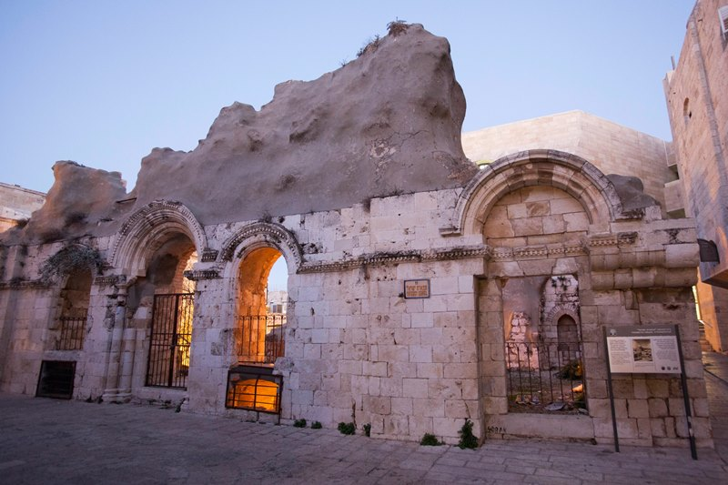 "Thanks To ""Bechadrei Chareidim''Exposing plans: Ancient Tiferes Yisroel Shul Saved"