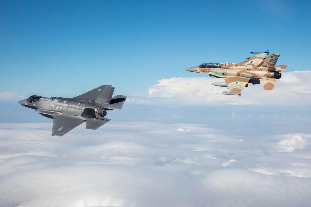 """האם מטוסים של צה""""ל חגו מעל ערים באיראן"""