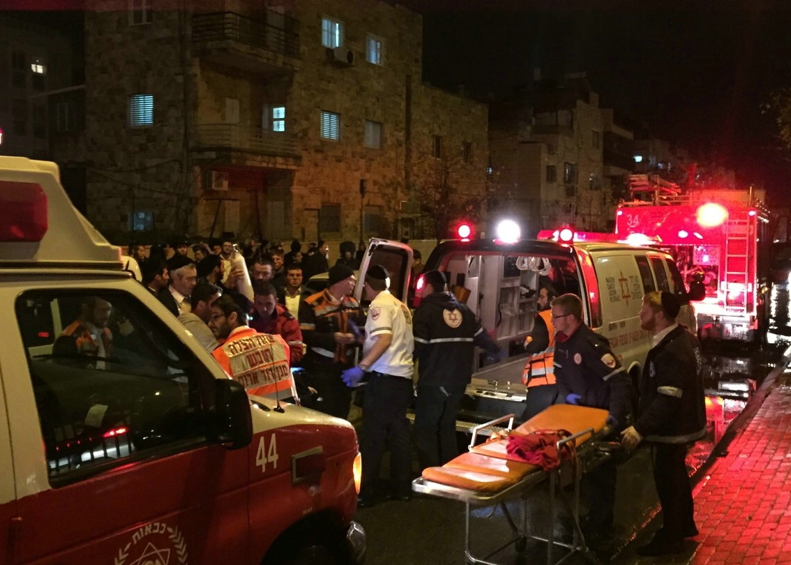 Bar Ilan: 6-year-old was seriously injured in a hit and run accident