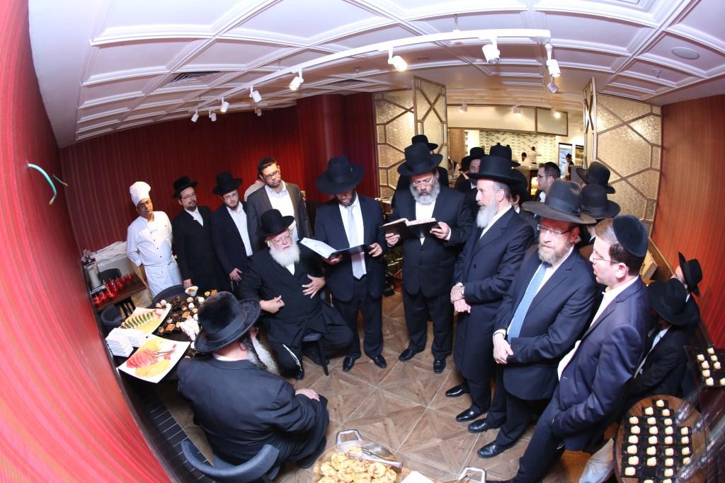 סטייל ניו יורק: בית ישראל וגולדיס חגגו
