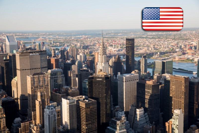 מדהים • תפסו חזק: ניו יורק ממבט מלמעלה
