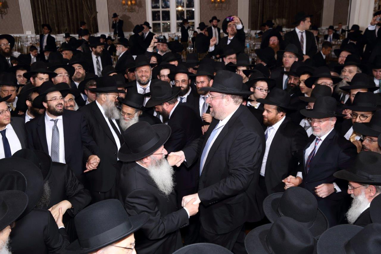 Wedding of Hagaon Rav Aryeh Malkiel Kotler