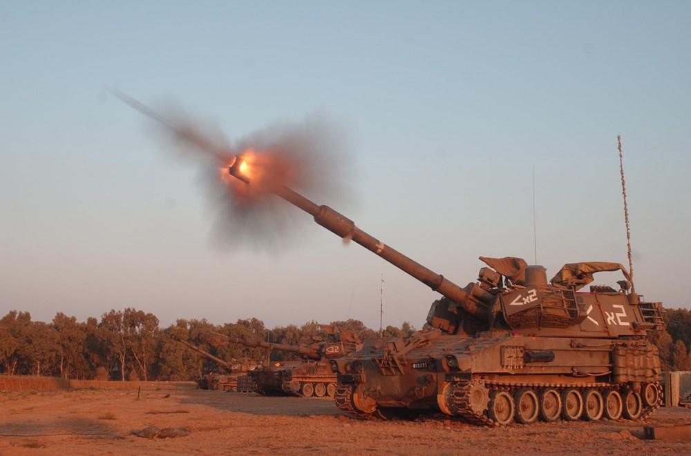 """פלסטיני נהרג מירי טנק של צה""""ל ממזרח לחאן יונס"""