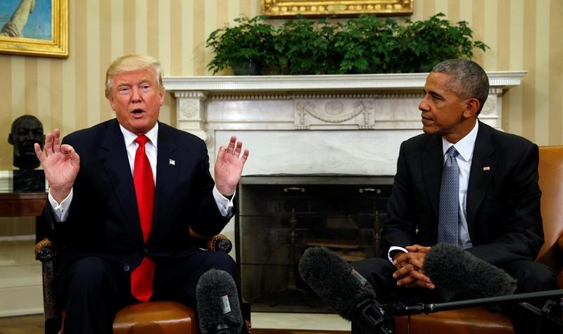 טראמפ שכר חברת ריגול ישראלית נגד אובמה