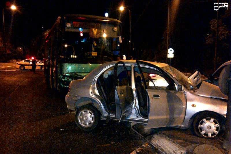 מתחילת השנה 45 בני אדם נהרגו בתאונות דרכים בלילה