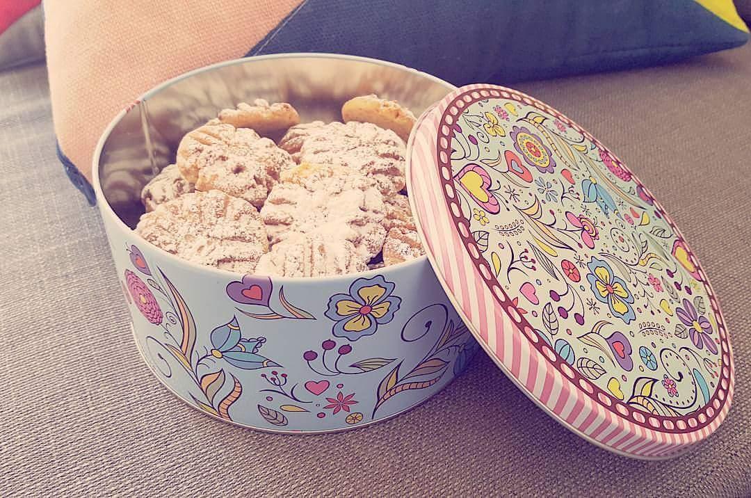 עוגיות חמאה ושקדים נימוחות בפה