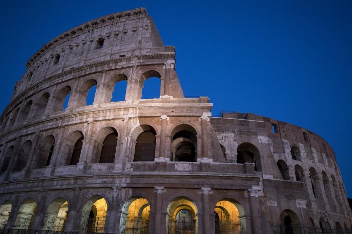 מרומא באהבה: הקולוסאום, הסמטאות והנופים