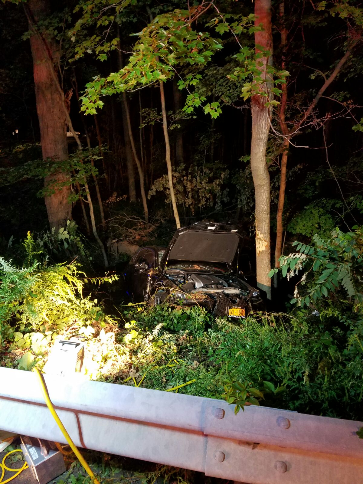Tragic car accident in Monsey