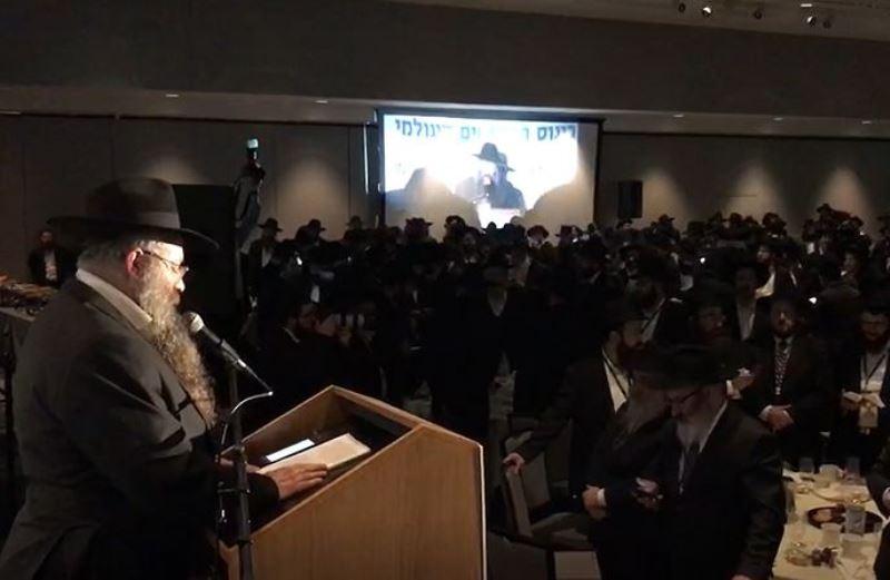 מול השלוחים: תהילים למען תושבי חיפה. צפו
