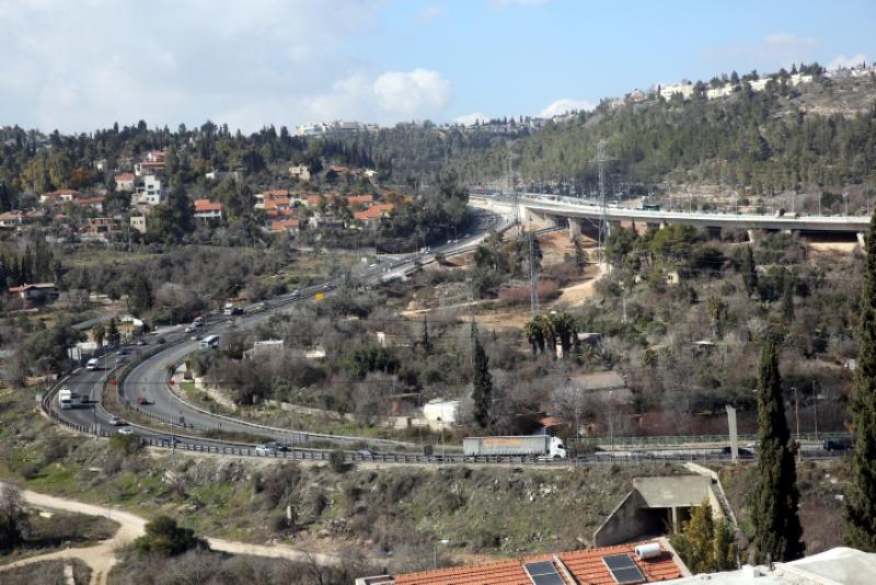 בשורה: הכביש שיחבר את מעלה אדומים לירושלים