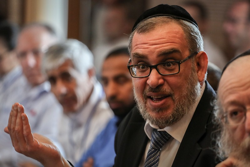 Village and Other Local Rabbis Earn a Pittance