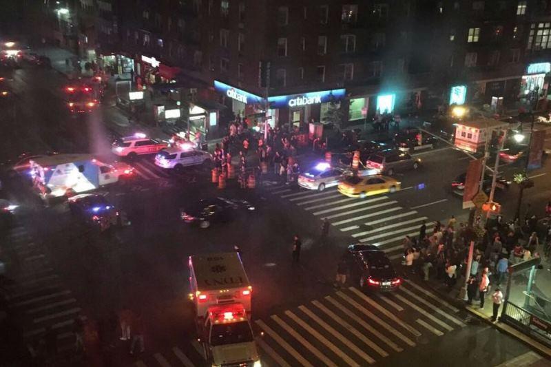 Chelsea NY explosion