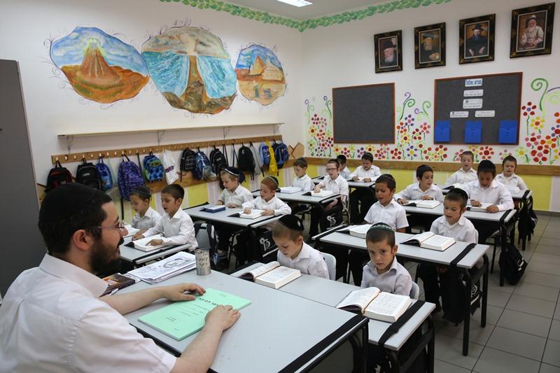 מיוחד: מערכת החינוך החרדי במספרים