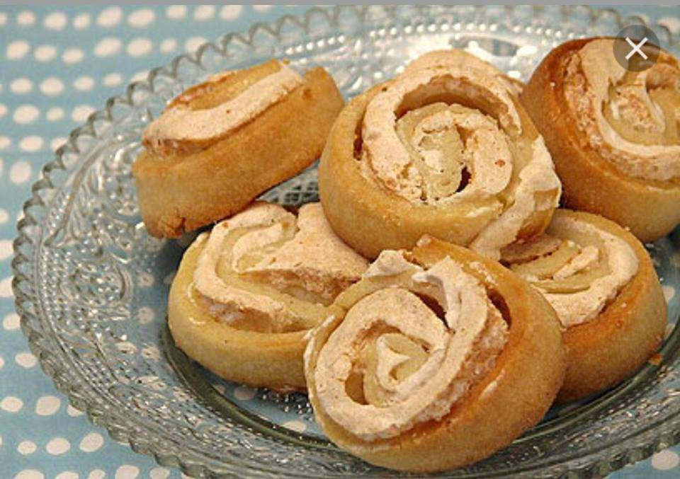 עוגיות שושנים - מתכון לשבת