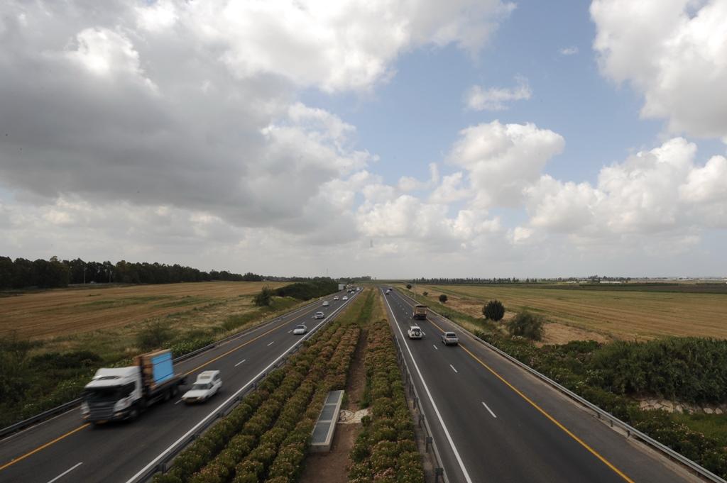 240 אלף מכוניות ביום בכביש המושמץ במדינה