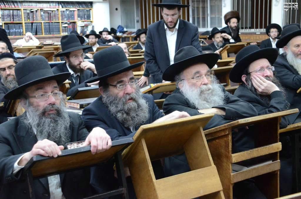 """צפו: בכולל חזון איש זכרו את הרבנית קרליץ ע""""ה"""