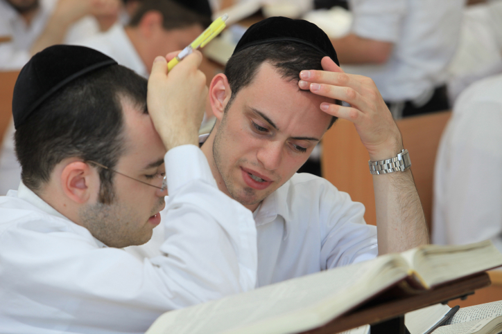 Government Approves: Aid for Needy Torah Scholars; College Students