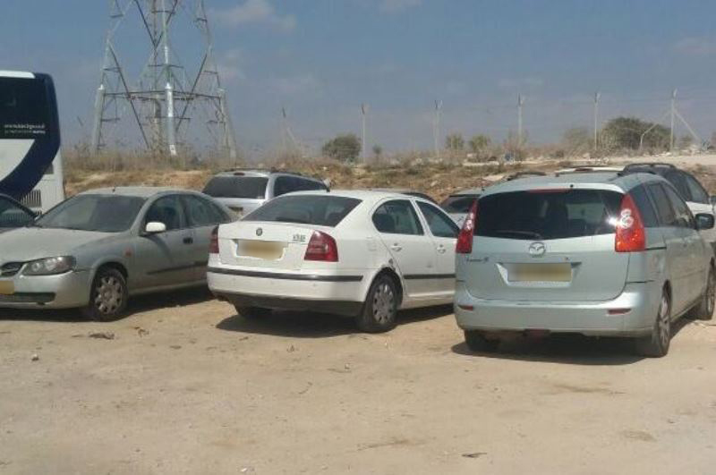 מעצר מקרי הוביל לפשיטה משטרתית באלעד