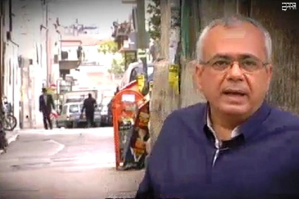 #פנים מכוערות: החרדים נגד אמנון לוי
