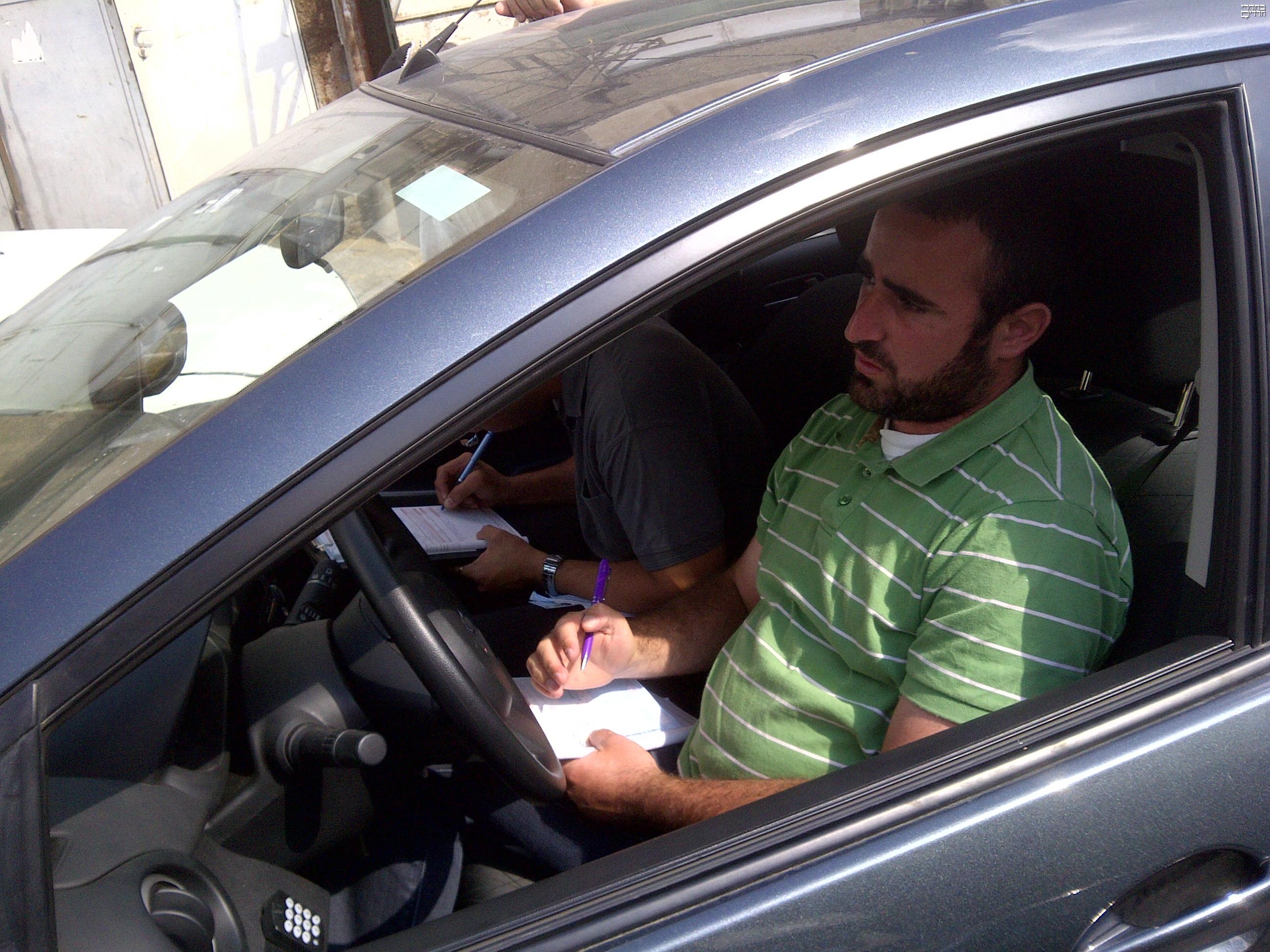 סקר מגלה: אחד מכל ארבעה נערים נהג ברכב ללא רישיון נהיגה