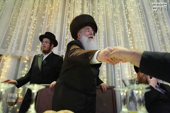 """שמחת ירושלים בב""""ב • כולם בחתונת פרוש"""