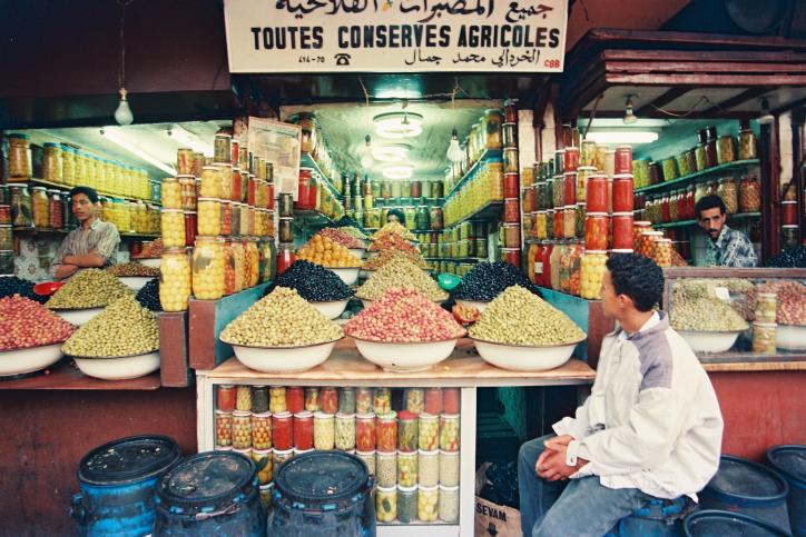 אשכנזים תלמדו, הקודים של המטבח הצפון-אפריקאי