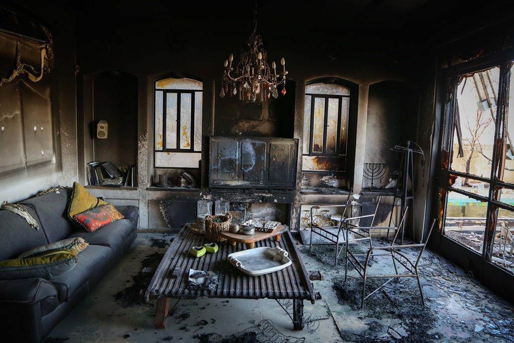 """מנכ""""ל האוצר: נסייע לנפגעי שריפה שלא על רקע לאומני"""