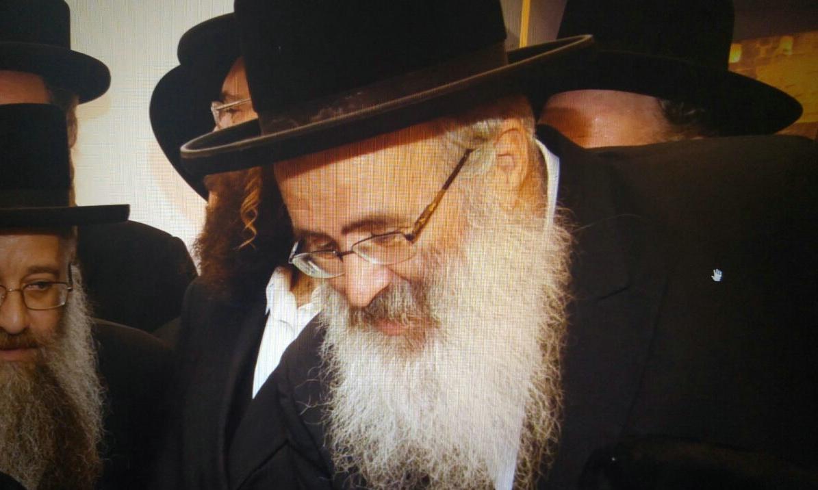 """Rabbi Dov Bloch Z""""L"""