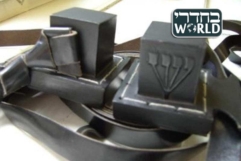 Amazing: tefillin lost in Orlando, sold on eBay