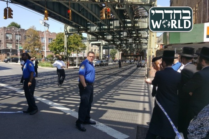 Shooting in Borough Park