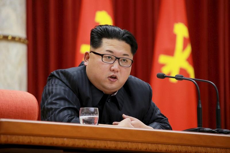 """הרודן מצפון: """"הכפתור הגרעיני על השולחן"""""""