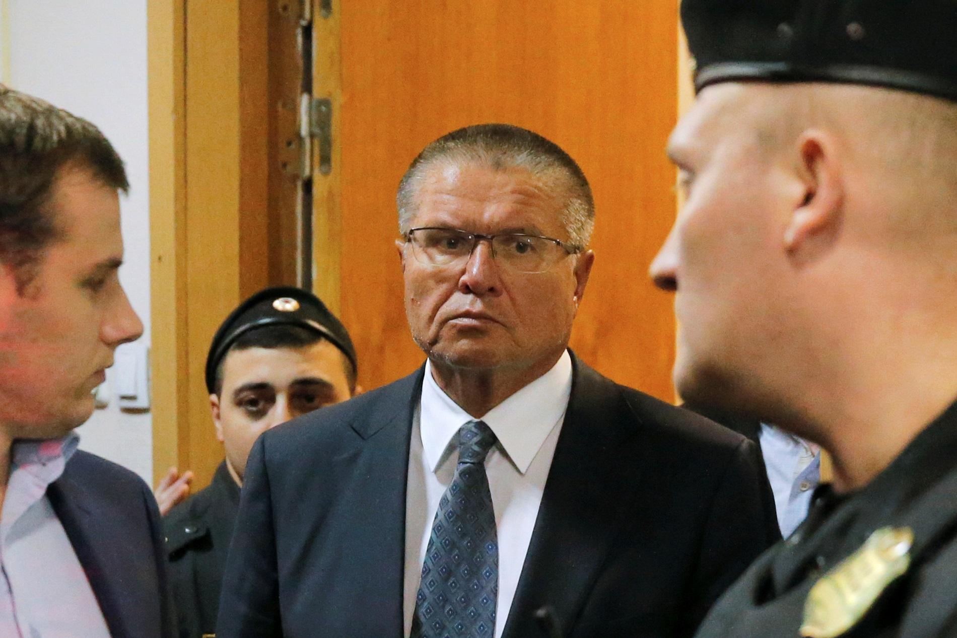 שר הכלכלה הרוסי נעצר בחשד לקבלת שוחד