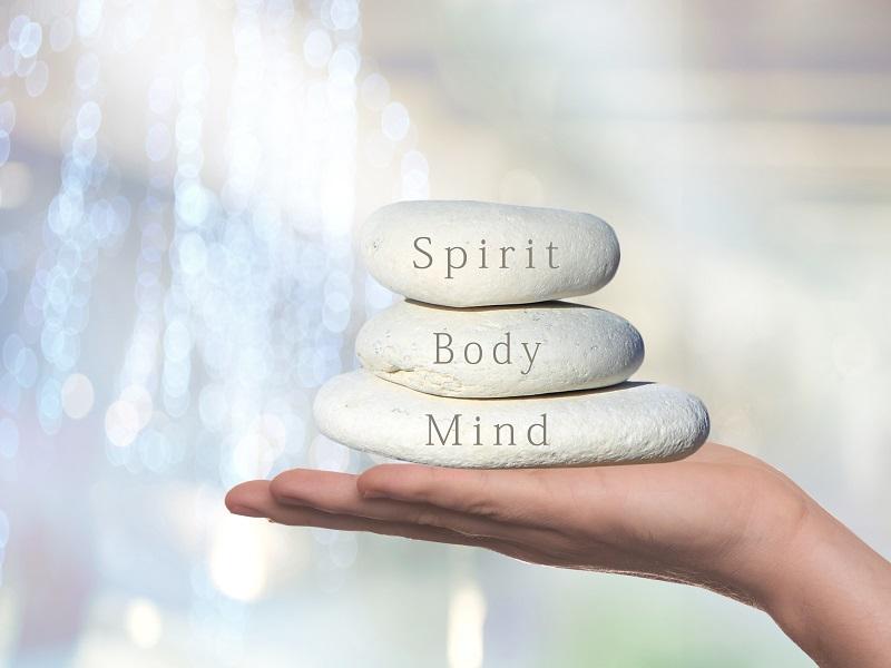 המפה הסודית של הנפש בגוף
