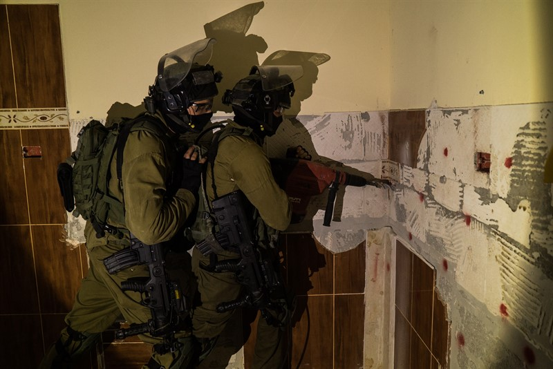 IDF destroyed terrorists