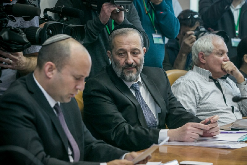 Knesset officially annulled to the Core Studies law