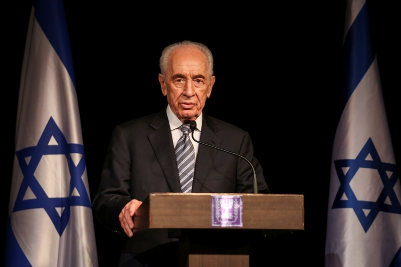 Former President Shimon Peres passed away at the age of 93