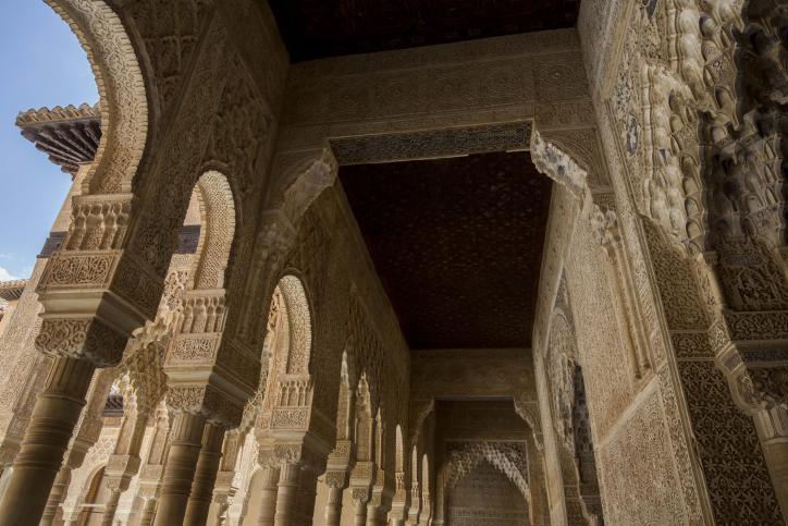 צפו: הארמונות הקסומים של סולטני נאצר