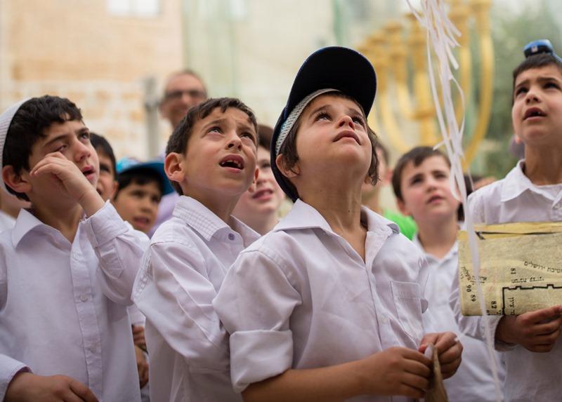 10 עובדות שלא ידעתם על הילדים בישראל